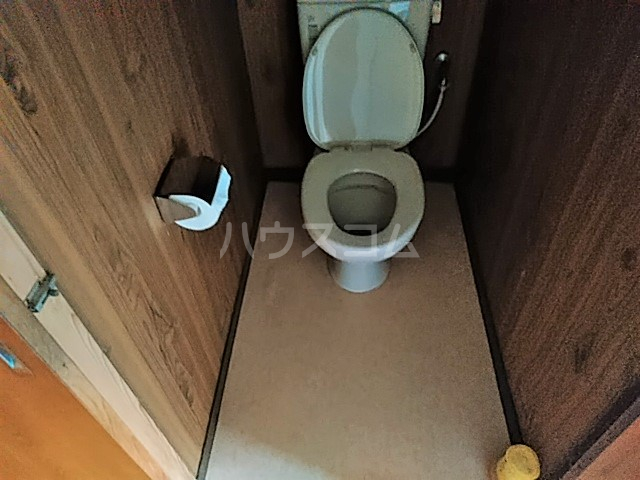 フラワーハウス 102号室のトイレ