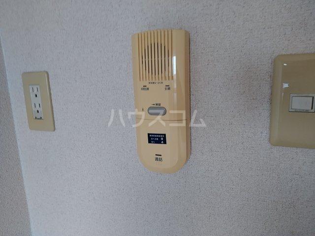 サンライズ沖浦 303号室のセキュリティ