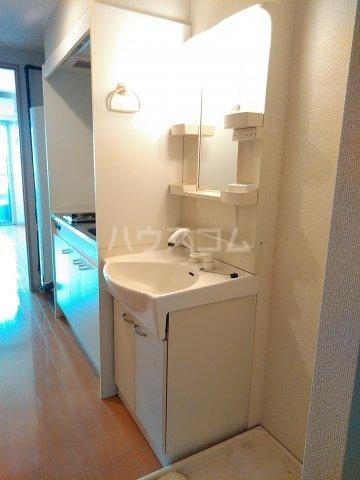 サンライズ沖浦 303号室の洗面所