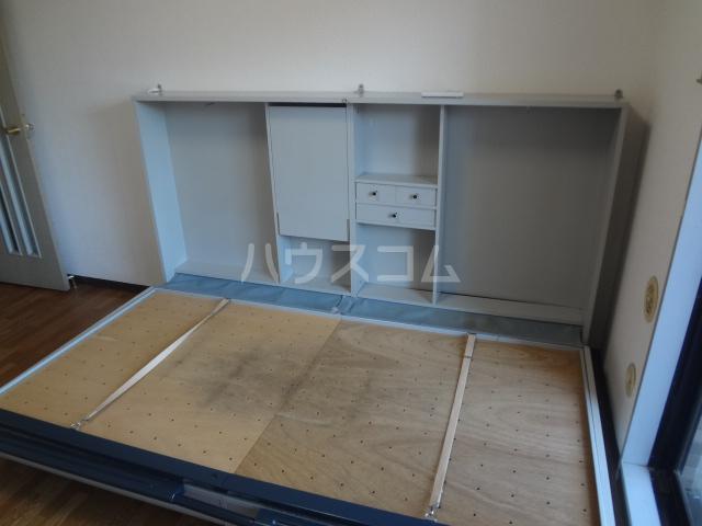 ライオンズシティ八王子 401号室の設備