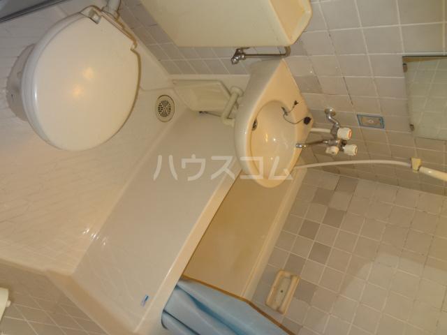 ライオンズシティ八王子 401号室の風呂