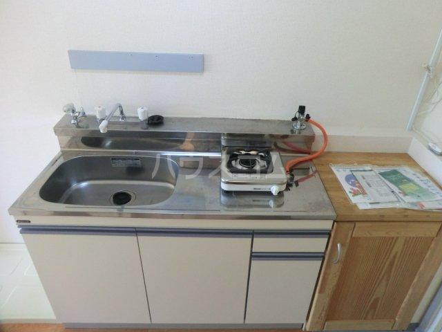 オーシャンハイツパート2 103号室のキッチン
