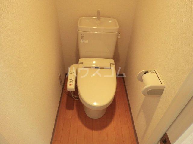 オーシャンハイツパート2 103号室のトイレ