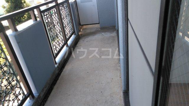 日建シェトワ-5 201号室のバルコニー