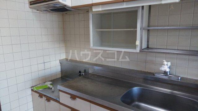日建シェトワ-5 201号室のキッチン
