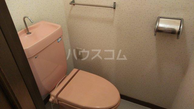 日建シェトワ-5 201号室のトイレ
