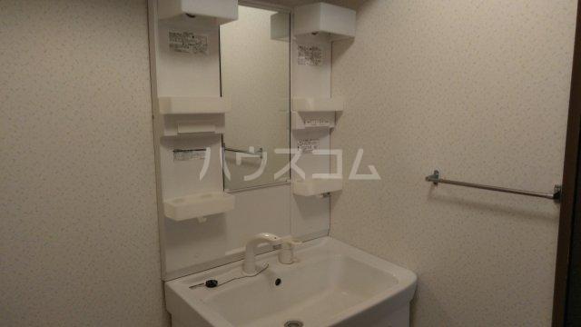 日建シェトワ-5 201号室の洗面所