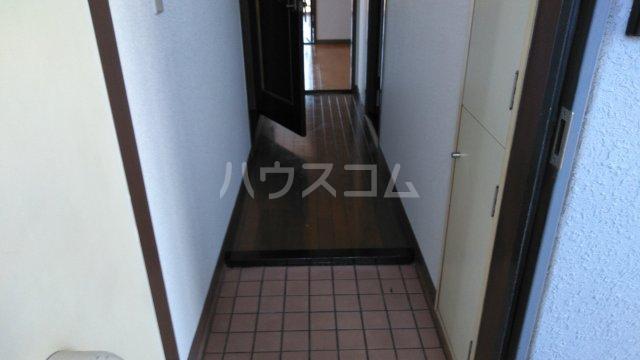 日建シェトワ-5 201号室の玄関
