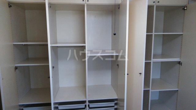 日建シェトワ-5 201号室の収納