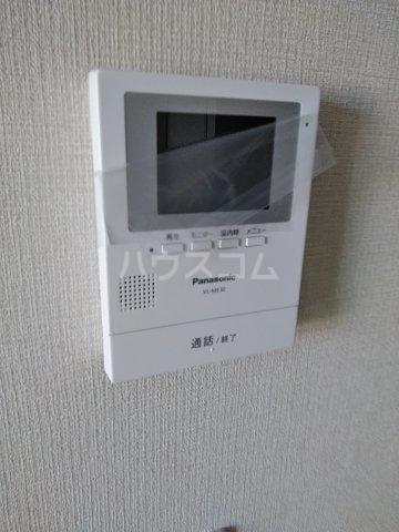 アネックスB 203号室のセキュリティ