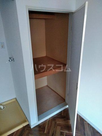アネックスB 203号室の収納