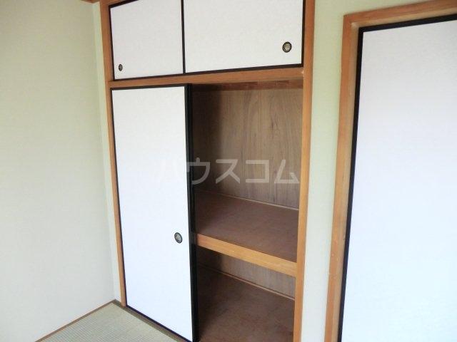 中宿レジデンスA棟 102号室の設備
