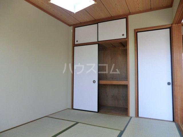 中宿レジデンスA棟 102号室のキッチン