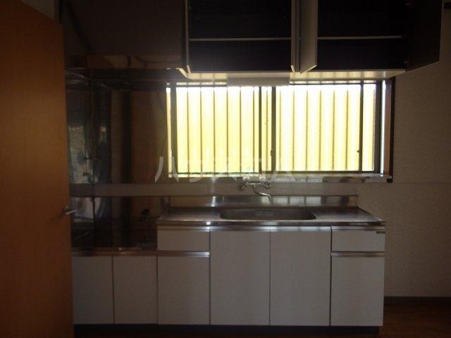 土方シマ貸家のキッチン