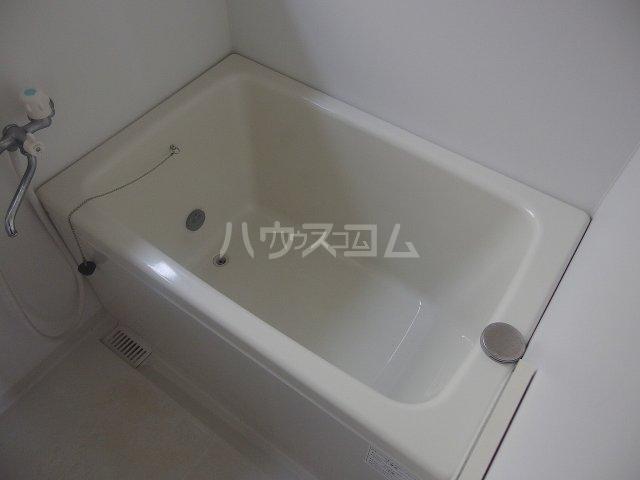 土方シマ貸家の風呂