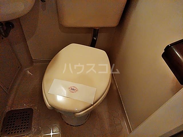 ラ・グラシューズ町南 207号室のトイレ