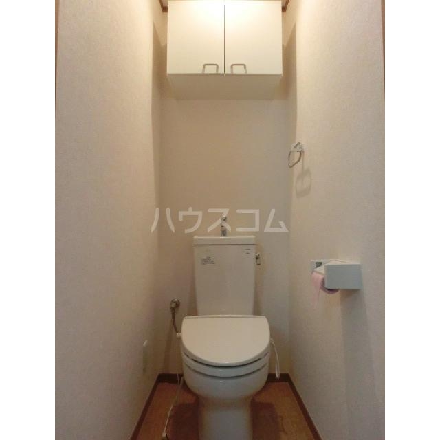 ハイツ鈴木 102号室のトイレ