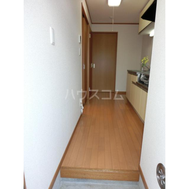 ハイツ鈴木 102号室の玄関