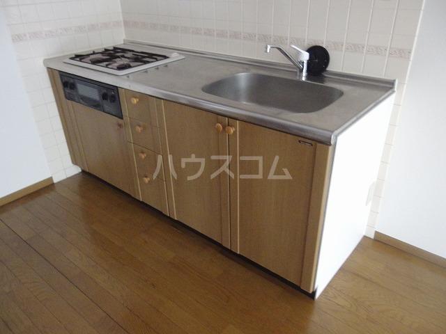 ハウスコヤマのキッチン