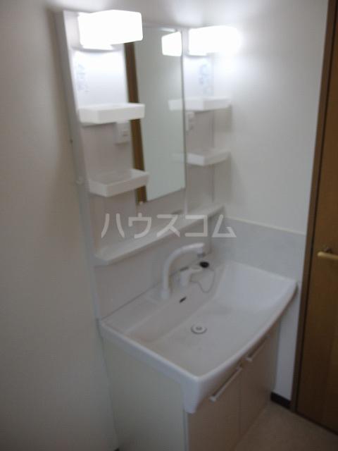ハウスコヤマの洗面所