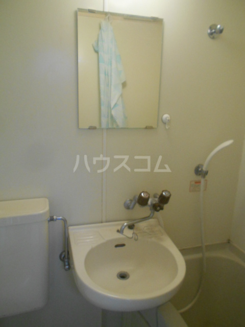 ビアメゾン高幡不動 303号室の洗面所