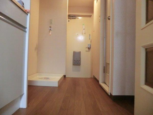 檜の森ハイツ 205号室のキッチン