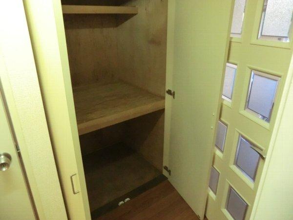 檜の森ハイツ 205号室の風呂