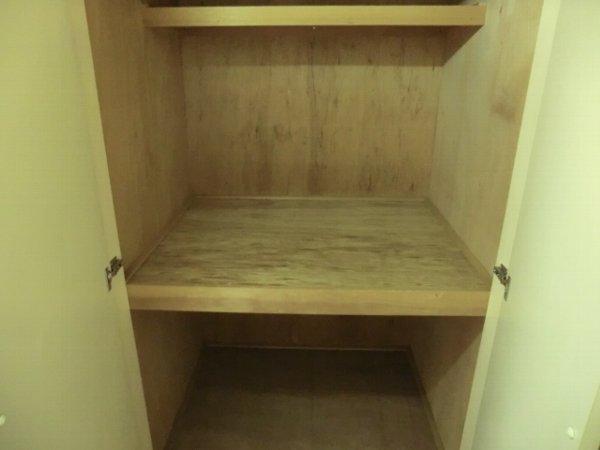 檜の森ハイツ 205号室の収納