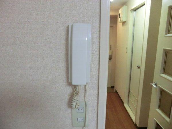 檜の森ハイツ 301号室のセキュリティ