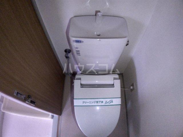 斉藤ハイツ 00101号室のトイレ