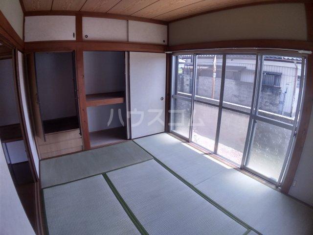 斉藤ハイツ 00101号室のベッドルーム