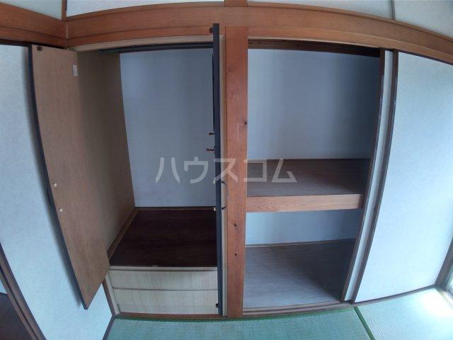 斉藤ハイツ 00101号室の収納