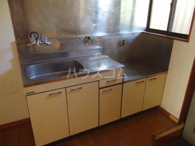 コーポ美山 103号室のキッチン