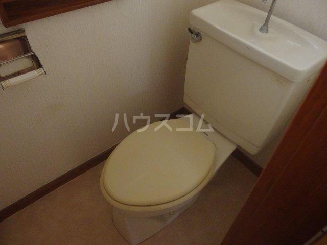コーポ美山 103号室のトイレ