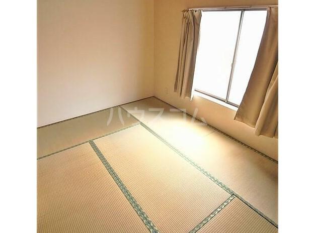 シャルマンM 102号室の居室