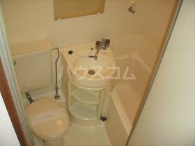 サンアベニュー獅子山 206号室の洗面所