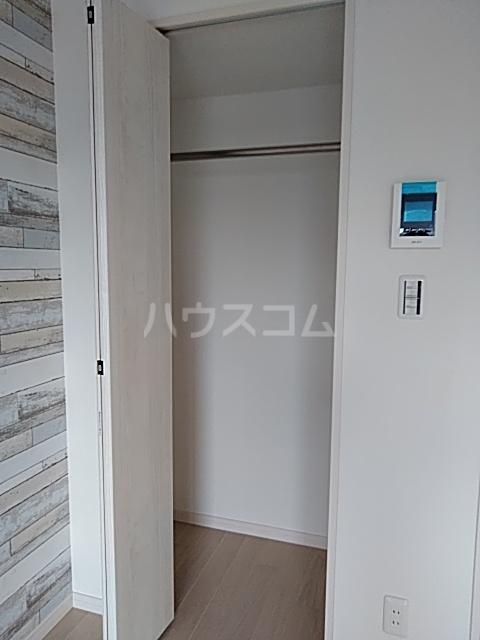 クレド橋本 302号室の収納