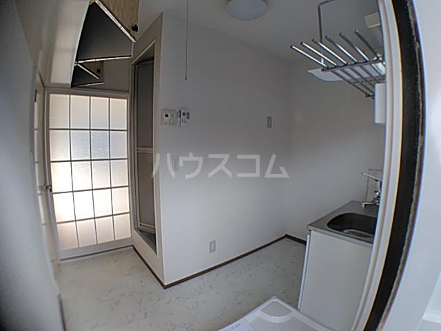 竹屋コーポ 207号室の玄関