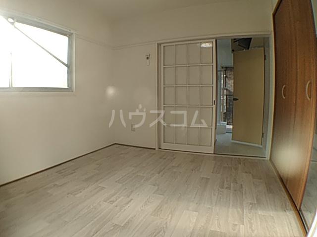 竹屋コーポ 207号室のリビング