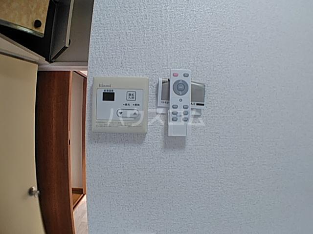 竹屋コーポ 207号室の設備