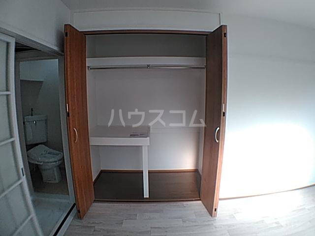 竹屋コーポ 207号室の収納