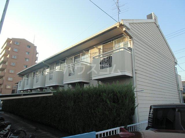 サンハイツ前田外観写真