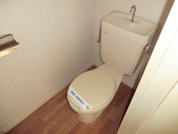 アーバンライフⅡ 206号室のトイレ
