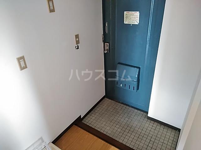 エ・スパシオ名西 701号室の玄関