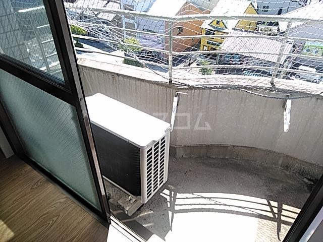 エ・スパシオ名西 701号室のバルコニー