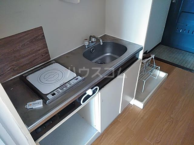 エ・スパシオ名西 701号室のキッチン