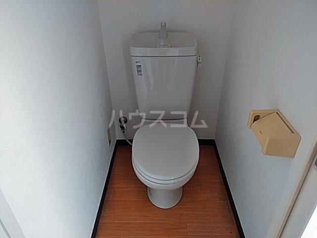 エ・スパシオ名西 701号室のトイレ