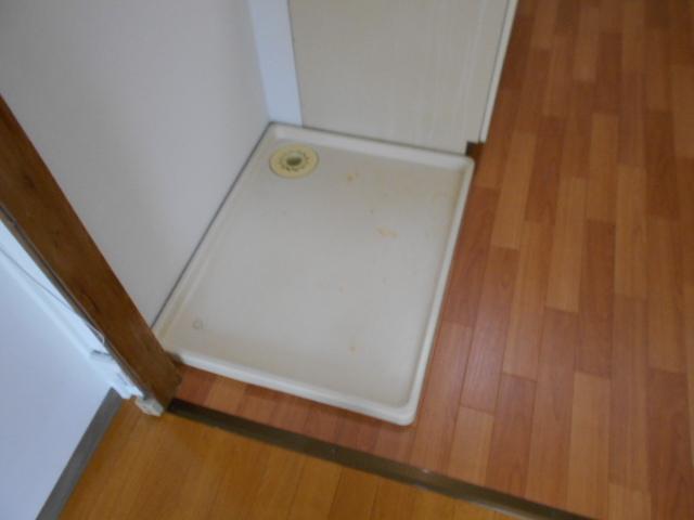 サンハイツクロダ 101号室の洗面所