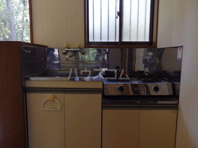 コーポナカザヤ 202号室のキッチン