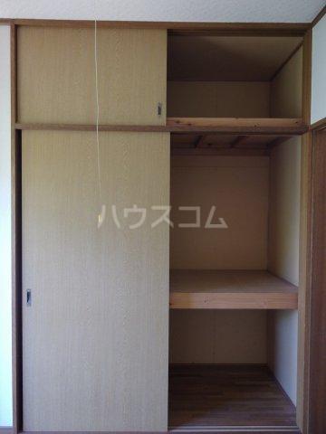 コーポナカザヤ 202号室の収納